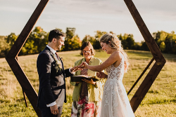 Naturally! A reflection about wedding ceremonies.